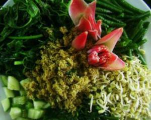 Resep Cara Membuat Urap-urap Kuluban Sayur Enak