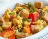 resep  tahu sayuran saus tiram