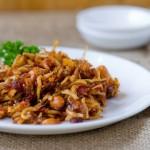 Resep Teri Kacang Nikmat dan Lezat